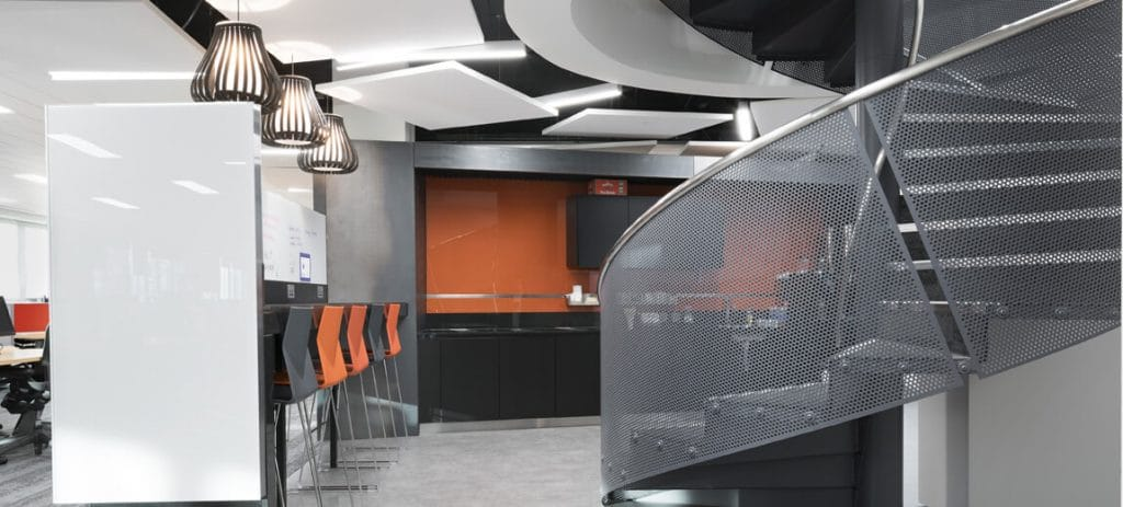 Allwood Architectural Joinery, Recent Projects, Accenture