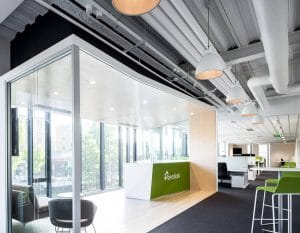 Allwood Architectural Joinery, Recent Dublin Projects, Zendesk