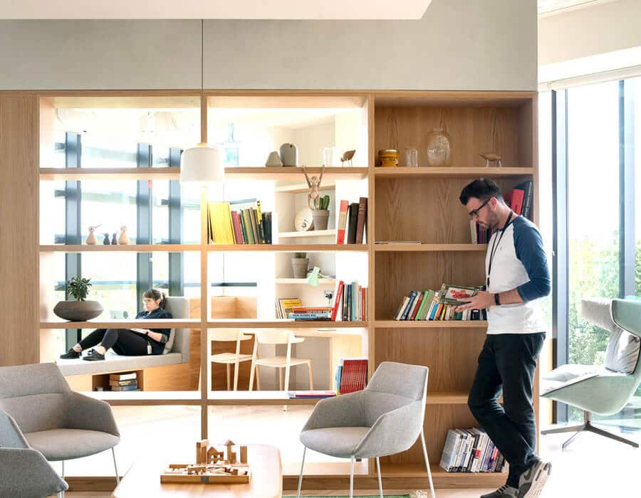 Allwood Architectural Joinery Laois: Zendesk Project Dublin